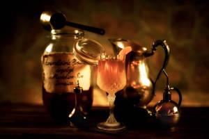 Cocktail 'Manhatten' by wulfman65