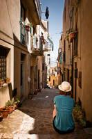 A small sicilian street by wulfman65