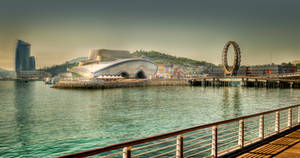 The  Expo 2012 Yeosu, South Korea by wulfman65