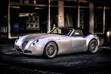 Wiesmann Roadster 1 by wulfman65