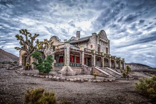 Ghosttown Rhyolite, Nevada-2