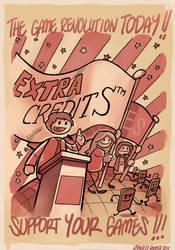 EXtra Credits Fan art