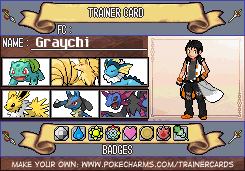 trainercard-Graychi by graychi