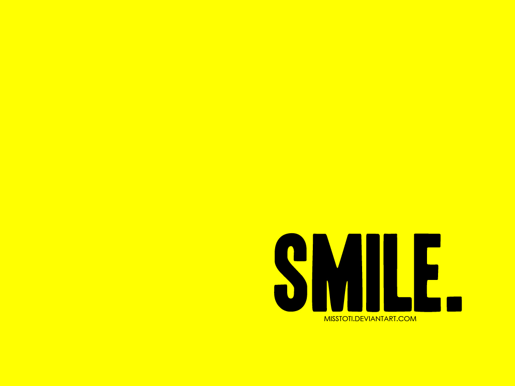 Picture Gallery: Smile Wallpaper
