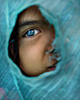 Teal Eye by myklmabalay
