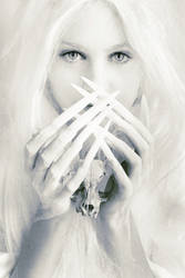 white witch by Cambion-Art