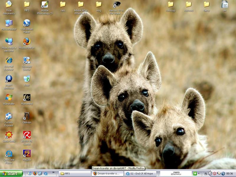 My desktop by Dream-traveler