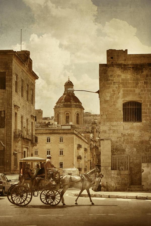 Valletta by Dream-traveler