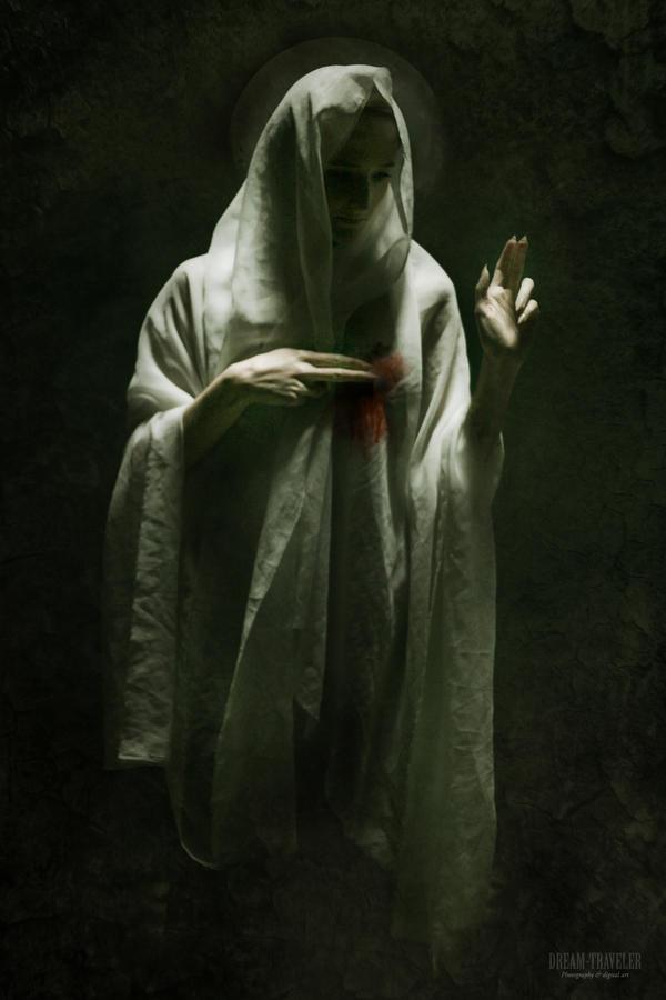 Saint by Dream-traveler