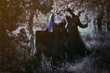 Dark fairytale by Cambion-Art