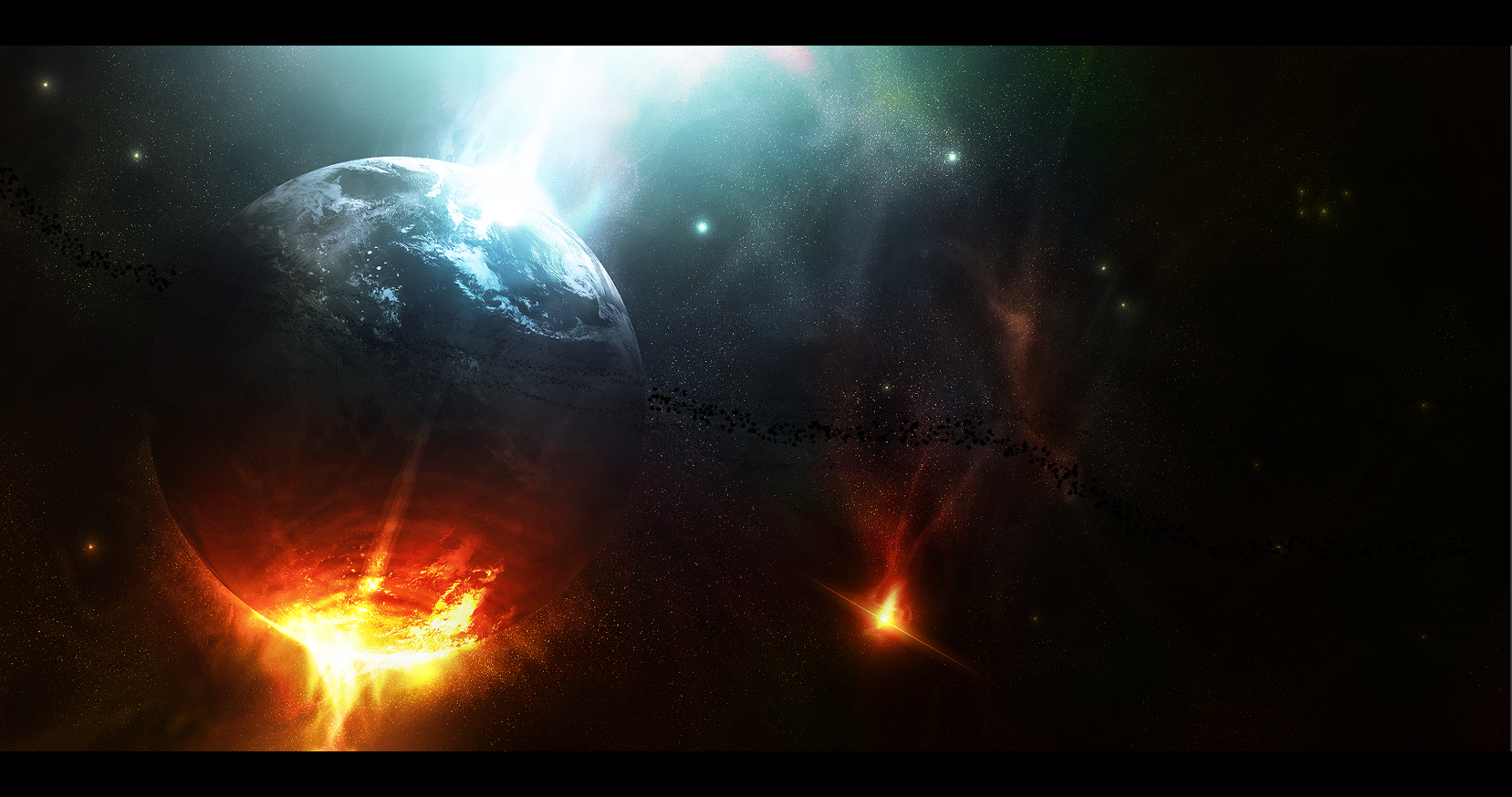 I'll burn you down. by BrokeNL