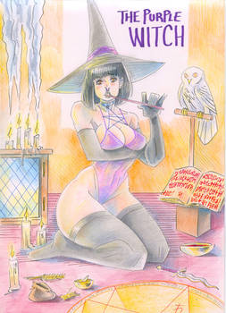 The Purple Witch