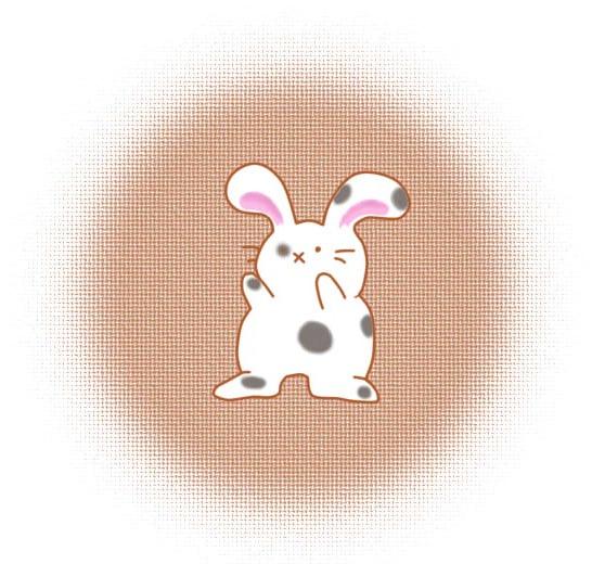 Bunny by Minty-MANZANA
