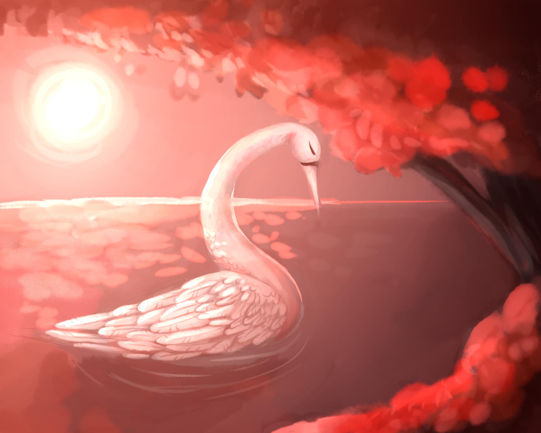 Swan by TacoNoobGamer