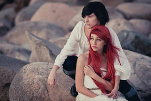 Finally found you - The Little Mermaid by Flybike