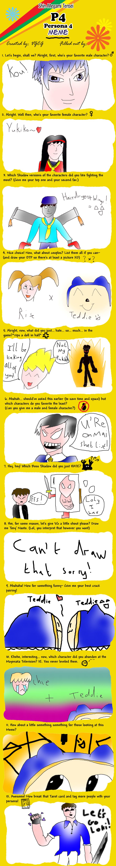 Persona 4 meme by AdamTheJoker