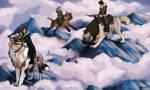 Cloud Jumping - RoF