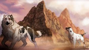 A Wayward Journey by Hlaorith