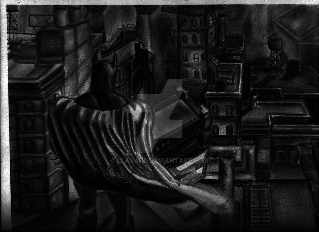 Batman: Arkham City by llavaud
