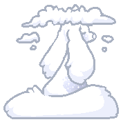 smol cloud by Sno-berry
