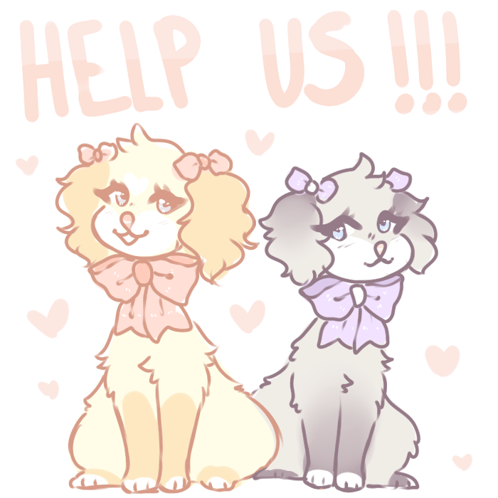 **HELP US** by Sno-berry