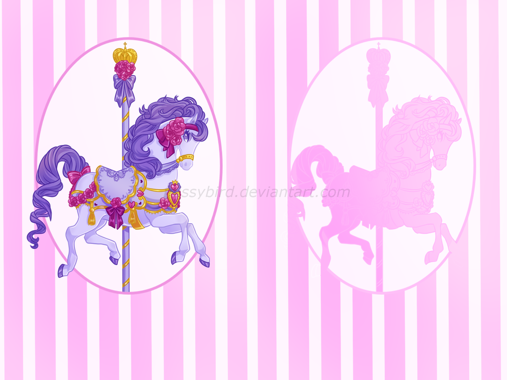 Must see Wallpaper Music Kawaii - carousel_horse_iphone_wallpaper_by_missybird-d7dd5z8  Best Photo Reference_213484.png