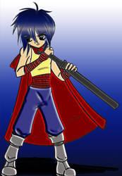UzumakiAya-Prince Vaughn