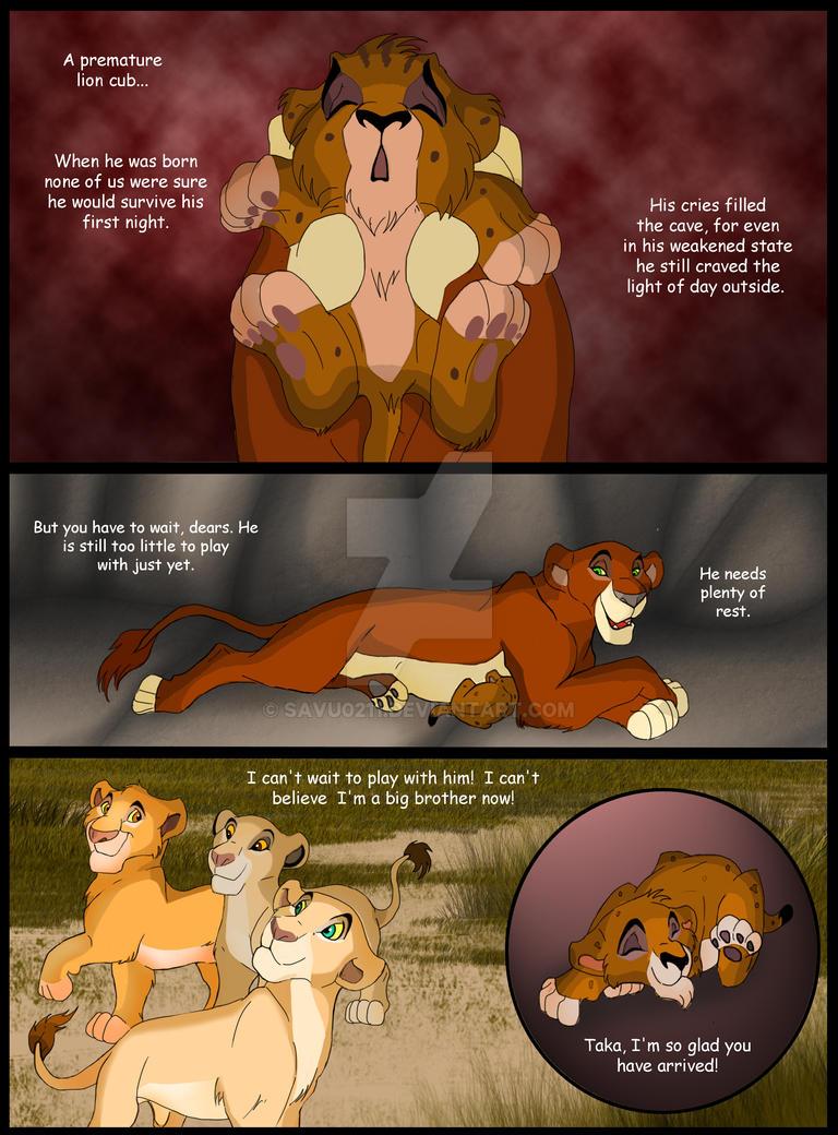 Takas Story 2 by Savu0211