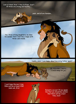 Scars reign P14