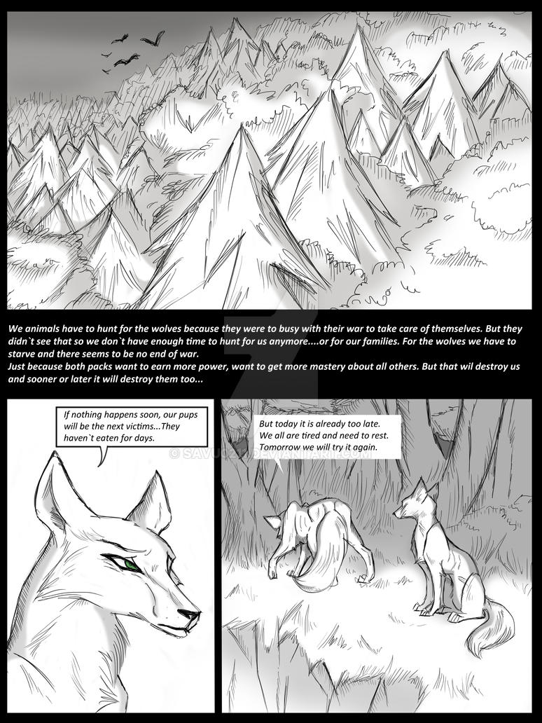 Behind the woods P10 by Savu0211