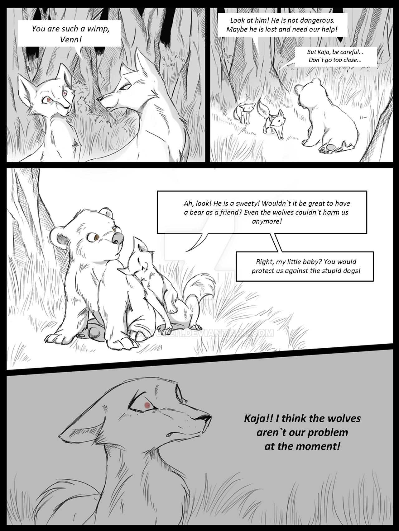 Behind the woods P15 by Savu0211