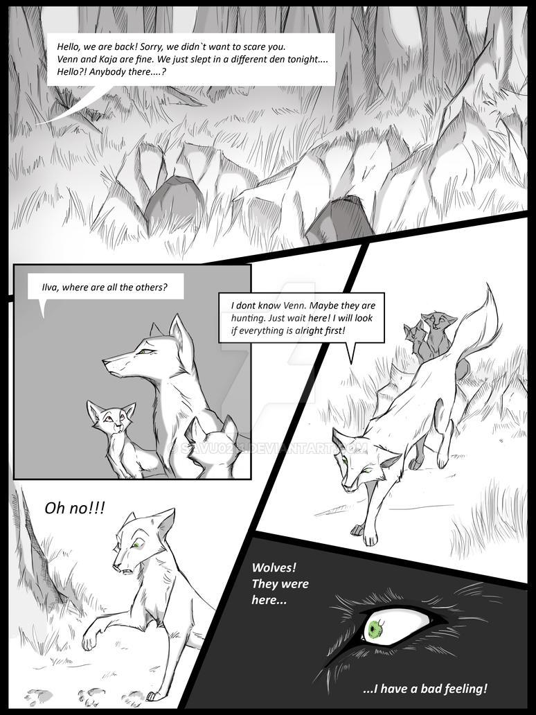 Behind the woods P19 by Savu0211