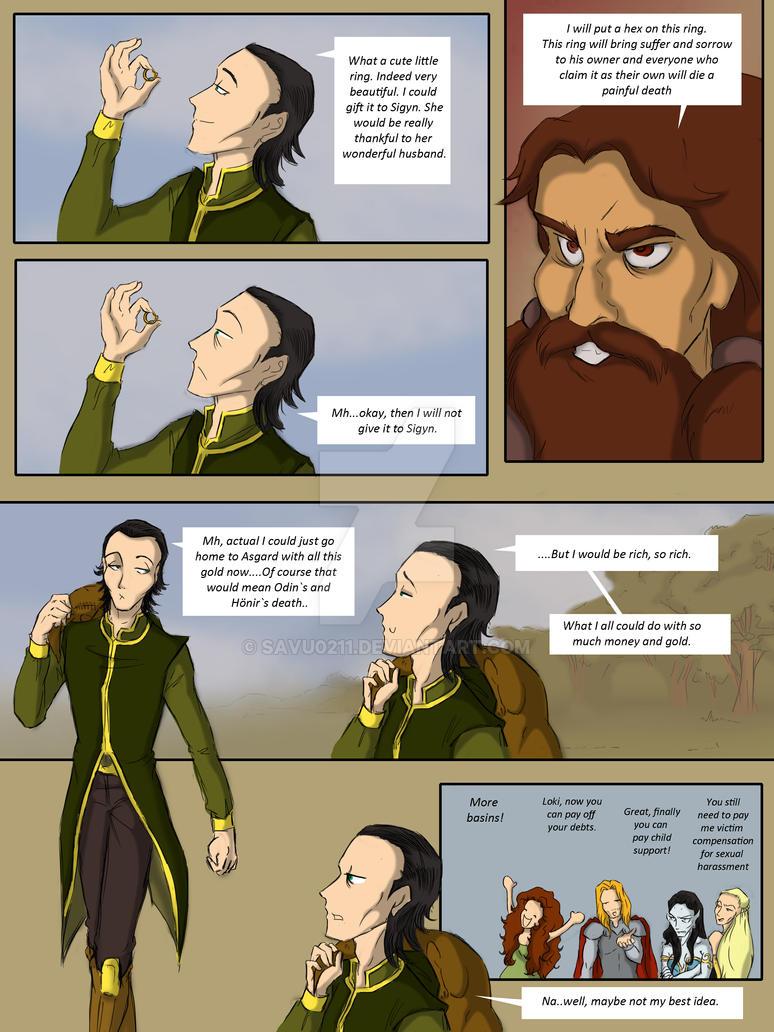 Loki and Otr P7 by Savu0211