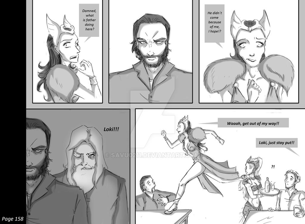 (All)Father Loki P158 by Savu0211