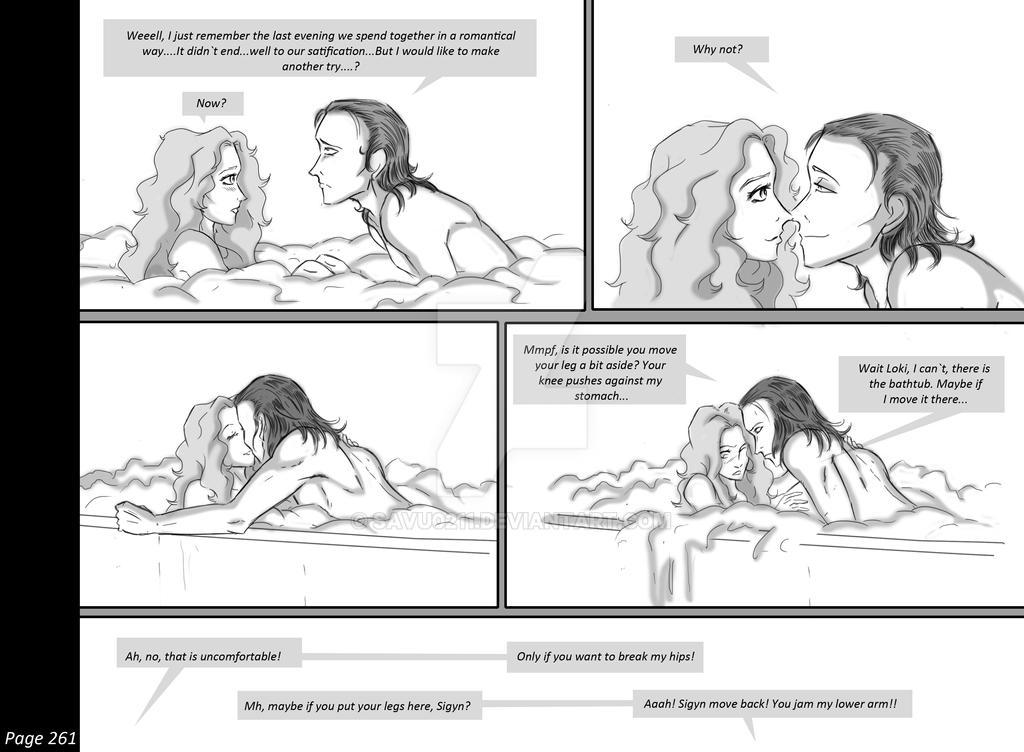 Локи секс