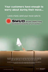 SMUD internal awareness poster by redgiant