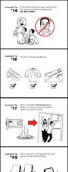 Office Tips - illustrated by redgiant