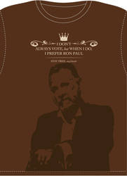 I dont always vote... by redgiant