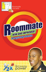 New and Improved Roomate by redgiant