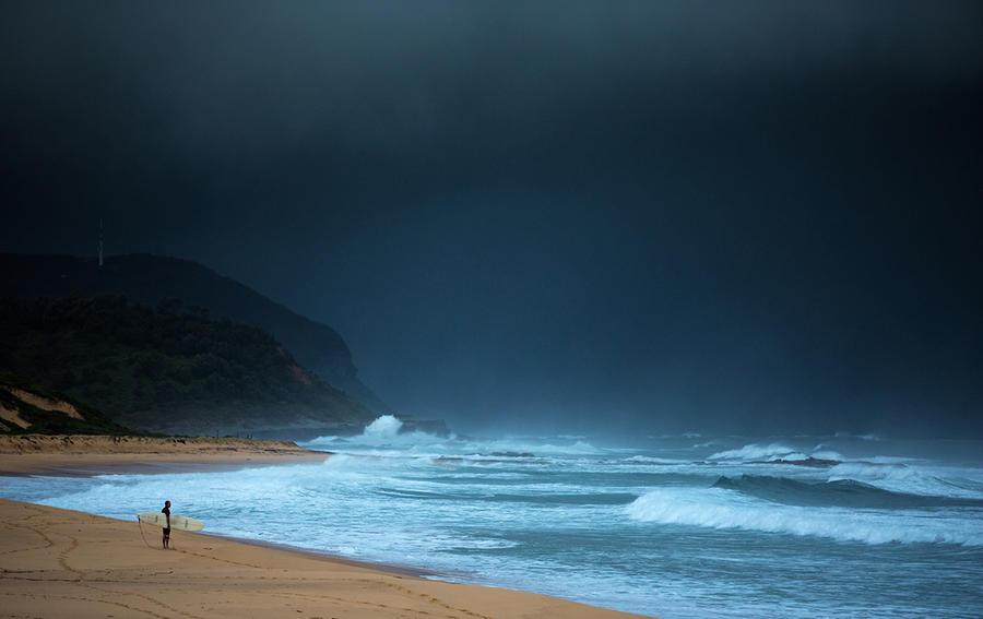 Stormy Seas by jbrum