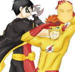 Young Justice Bros 2