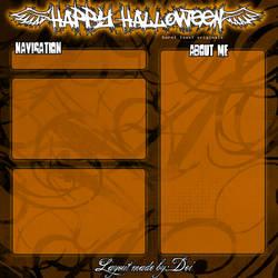 DIV_Happy Halloween. by aV3nG3d