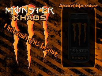 DIV_Monster Khaos by aV3nG3d