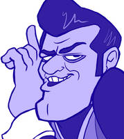 Hey!... Robbie Rotten?? by AlexJohnsonArt