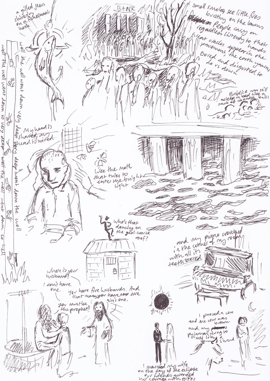 Nick Cave Inspired Sketches By Dragongirlhellfire On Deviantart