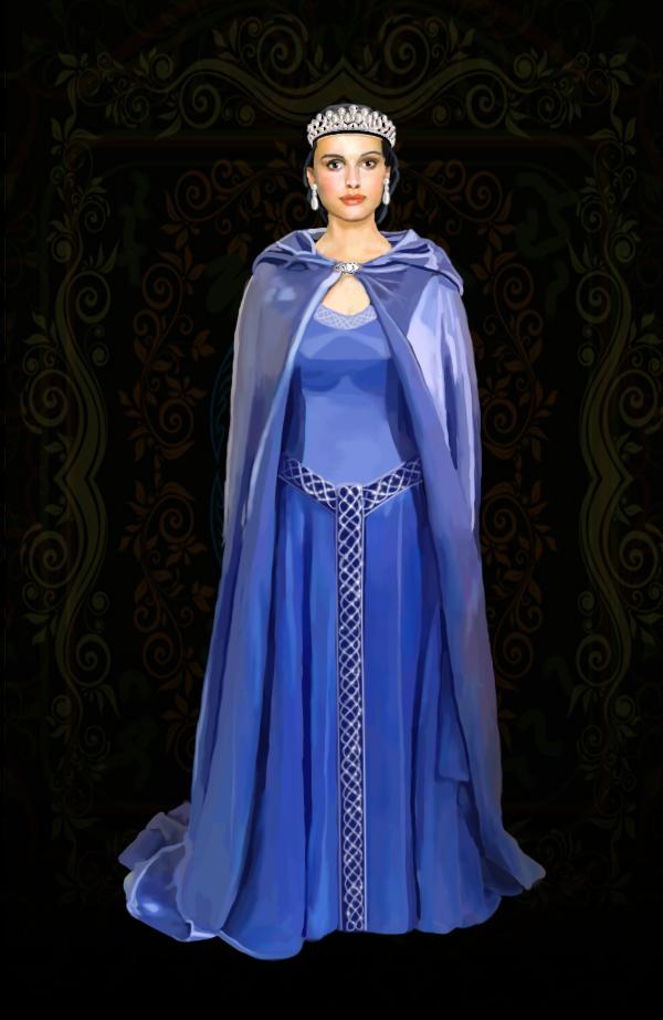 Medieval series princess padme amidala by slice of cake - Princesse amidala ...