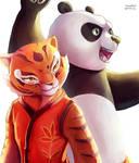 Tigress and PO