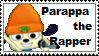 Parappa the Rapper Stamp by sonicsmash328