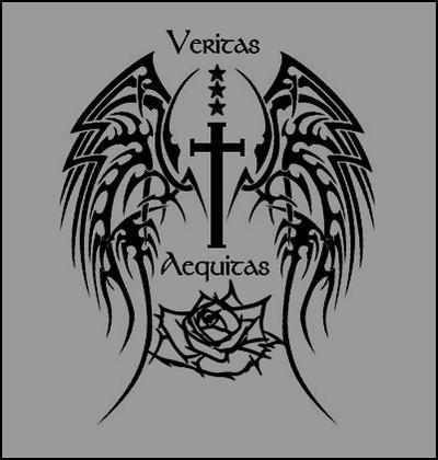 Veritas et aequitas by himynameisapoc on deviantart for Veritas aequitas tattoos