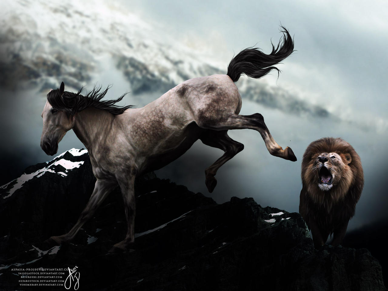 Beasts by Aspasia-Project